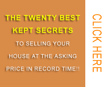 The twenty best kepts secrets to selling your house at the asking price in record time!