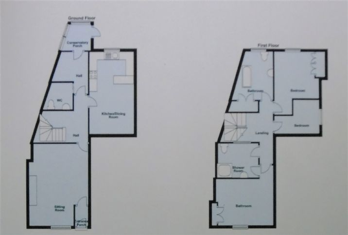 Floorplan 1 of  for sale in