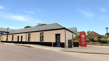 Bungalow for sale in St Just: Market Street, St Just, Cornwall.  TR19 7PX, £185,000
