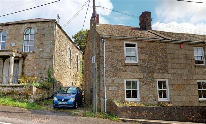 End of Terrace, 2 bedroom Property for sale in Nancledra, Cornwall for £200,000, view photo 1.