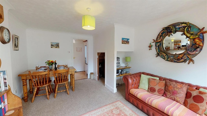 Terraced, 2 bedroom Property for sale in St Erth, Cornwall for £165,000, view photo 2.