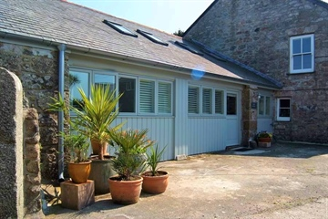 Barn Conversion for sale in Penzance: Trezelah, Gulval, Penzance.  TR20 8XD, £225,000