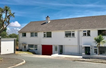 Flat for sale in Crowlas: Polmor Road, Crowlas, Penzance, Cornwall.   TR20 8DF, £135,000