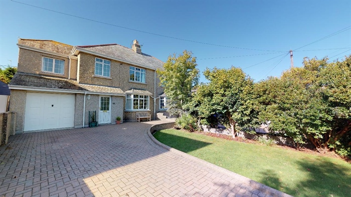 Semi Detached House, 4 bedroom Property for sale in Heamoor, Cornwall for £350,000, view photo 1.