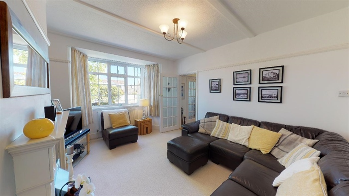 Semi Detached House, 4 bedroom Property for sale in Heamoor, Cornwall for £350,000, view photo 2.