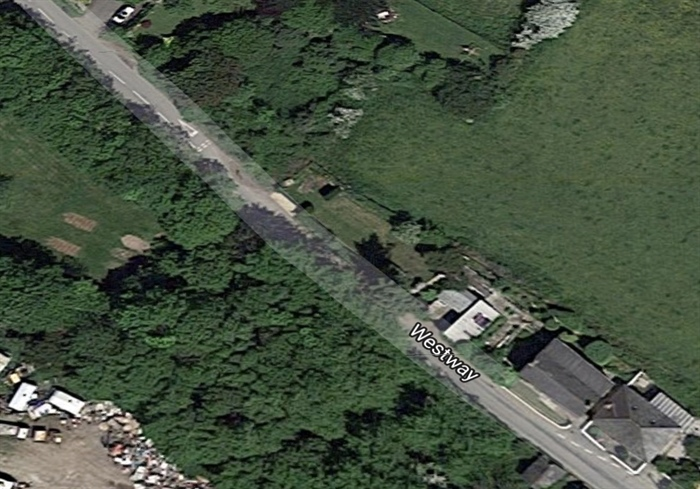 Land Property for sale in Redruth, Cornwall for £140,000, view photo 3.