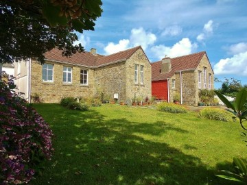 House sold in Penzance: The Old School House, Whitecross, Penzance, Cornwall, £500,000