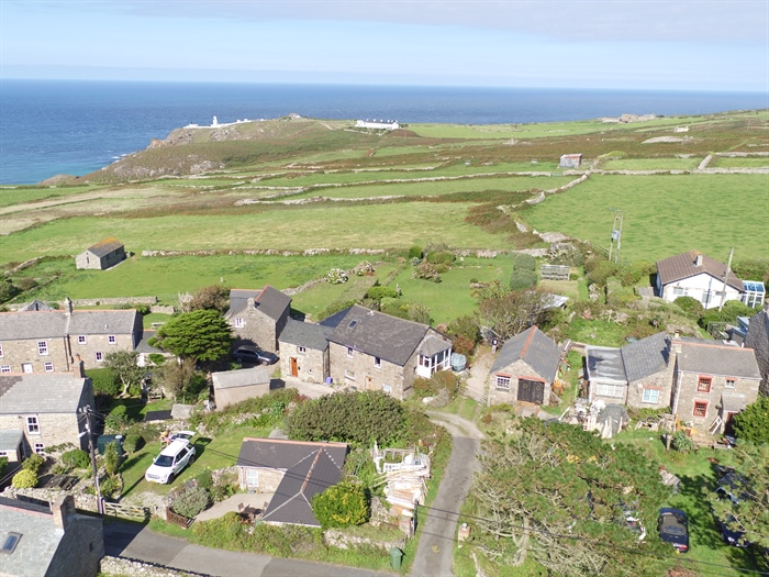Land, 3 bedroom Property for sale in Goldsithney, Cornwall for £240,000, view photo 4.