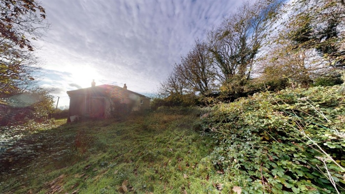 Land, 3 bedroom Property for sale in Goldsithney, Cornwall for £240,000, view photo 5.