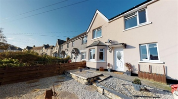 End of Terrace for sale in Penzance: Treweath Road, Penzance, Cornwall.  TR18 3PZ, £170,000