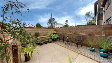Terraced for sale in Hayle: Trehayes Meadow, St Erth, Hayle, Cornwall.  TR27 6JQ, £185,000