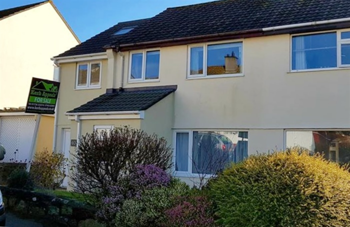 Semi Detached House, End of Terrace, 4 bedroom Property for sale in Crowlas, Cornwall for £240,000, view photo 5.