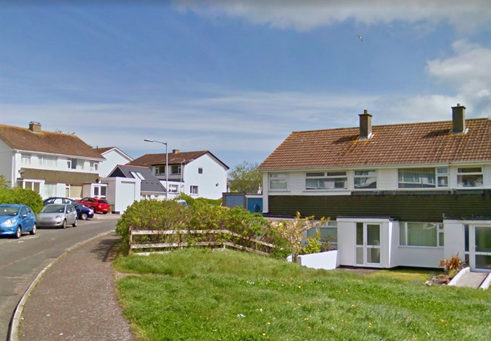 Terraced, 3 bedroom Property for sale in St Ives, Cornwall for £200,000, view photo 1.