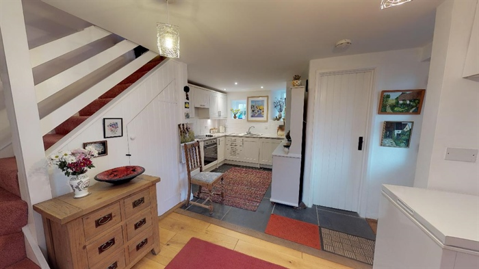 End of Terrace, 1 bedroom Property for sale in Penzance, Cornwall for £150,000, view photo 2.
