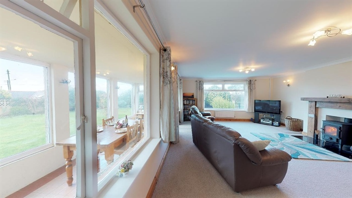 Semi Detached Bungalow, 3 bedroom Property for sale in Helston, Cornwall for £300,000, view photo 8.