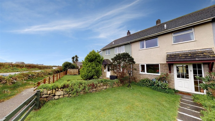 Terraced, 3 bedroom Property for sale in Pendeen, Cornwall for £190,000, view photo 1.