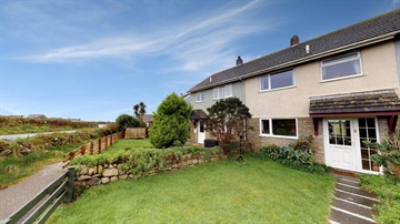 Terraced for sale in Pendeen: Trewellard, Pendeen, Cornwall., £190,000