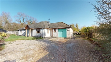 Detached Bungalow for sale in St Erth: Little Mill Lane, St Erth, Hayle, Cornwall., £395,000