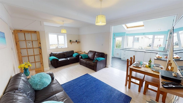 Semi Detached House, 3 bedroom Property for sale in Penzance, Cornwall for £290,000, view photo 2.