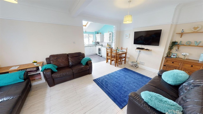 Semi Detached House, 3 bedroom Property for sale in Penzance, Cornwall for £290,000, view photo 7.