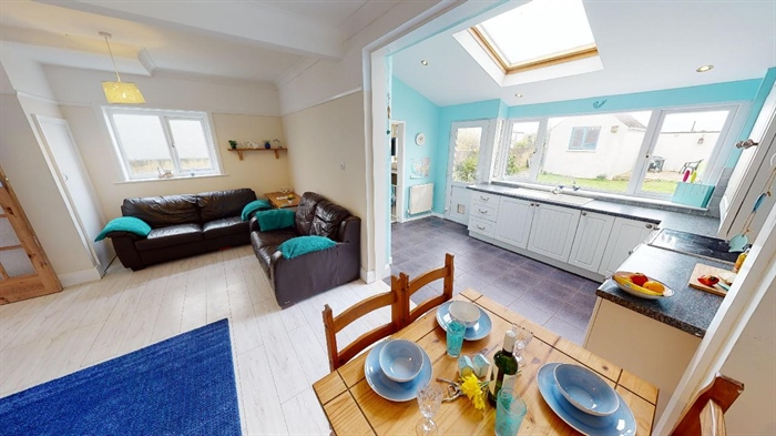 Semi Detached House, 3 bedroom Property for sale in Penzance, Cornwall for £290,000, view photo 8.