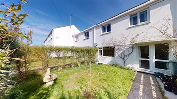 Terraced for sale in Penzance: Bodinnar Lane, Newbridge, Penzance, Cornwall, £230,000