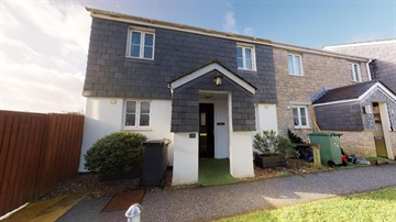 Semi Detached House, Holiday Home for sale in Hayle: Rosewarne Park, Connor Downs, Hayle, Cornwall., £180,000