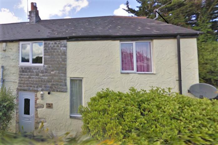 Semi Detached House, House, 3 bedroom Property for sale in St Ives, Cornwall for £290,000, view photo 2.