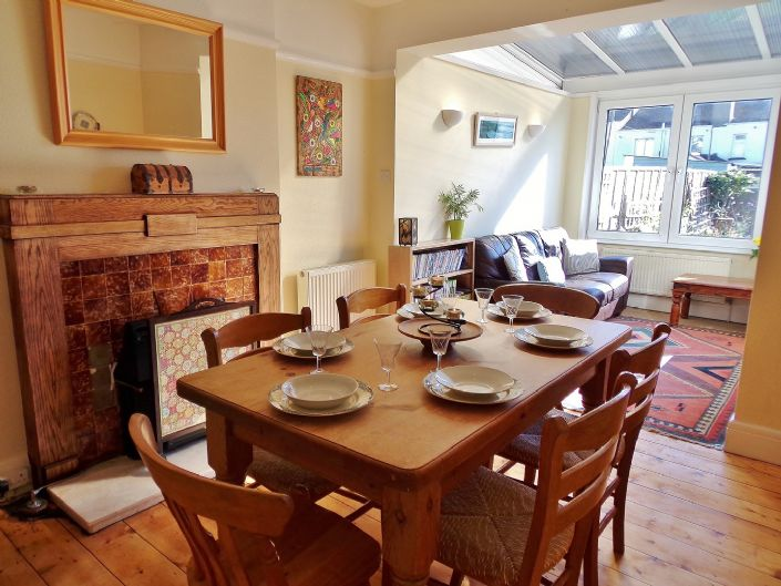House, 3 bedroom Property for sale in Penzance, Cornwall for £270,000, view photo 4.