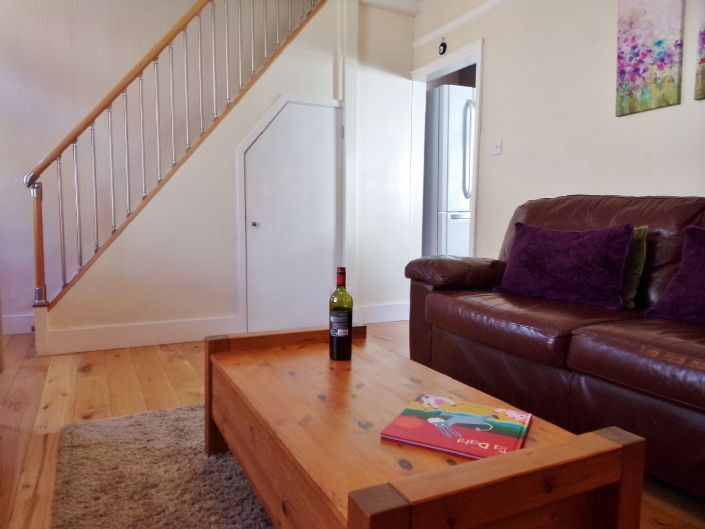 Terraced, House, 2 bedroom Property for sale in Penzance, Cornwall for £150,000, view photo 4.