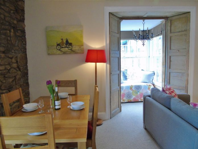 Flat, 1 bedroom Property for sale in Penzance, Cornwall for £130,000, view photo 4.
