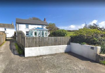 Detached House, Holiday Home for sale in St Ives: Venwyn, Hellesveor Place, Halsetown, St Ives, Cornwall.  TR26 3AQ, £290,000
