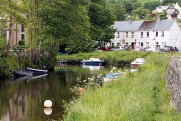 End of Terrace, House for sale in Fowey: Valentines, 6 The Moors, Lostwithiel, PL22 0BX, £200,000