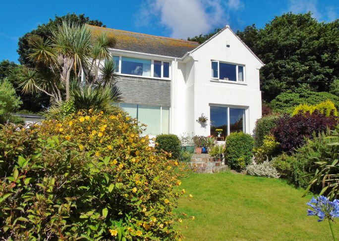 House, 4 bedroom Property for sale in Penzance, Cornwall for £525,000, view photo 1.