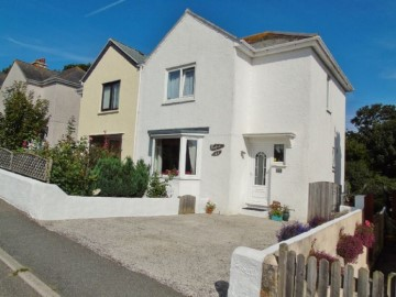 House, Holiday Home sold in St Ives: 41 Treverbyn Road, St Ives, Cornwall.   TR26 1EY, £230,000