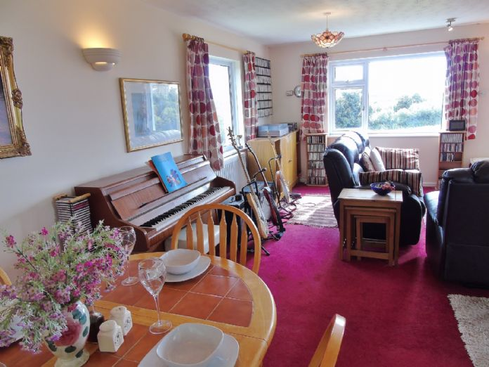 House, Land, 4 bedroom Property for sale in Mousehole, Cornwall for £425,000, view photo 3.