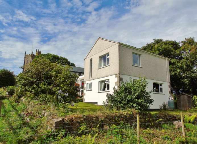 House, Land, 4 bedroom Property for sale in Mousehole, Cornwall for £425,000, view photo 15.