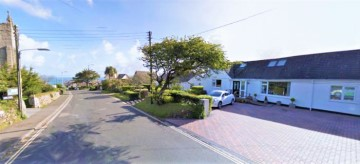 Detached Bungalow, Bungalow for sale in St Ives: Porthrepta Road, Carbis Bay, St Ives, Cornwall.  TR26 2LD, £500,000