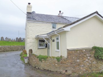 House sold in St Buryan: Galligan Lane, St Buryan, Penzance, Cornwall.  TR19 6BY, £170,000