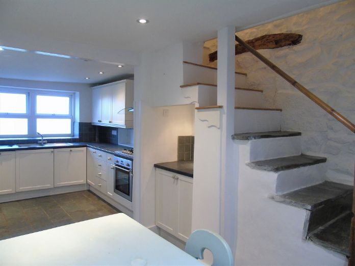 End of Terrace, House, 3 bedroom Property for sale in St Ives, Cornwall for £550,000, view photo 10.