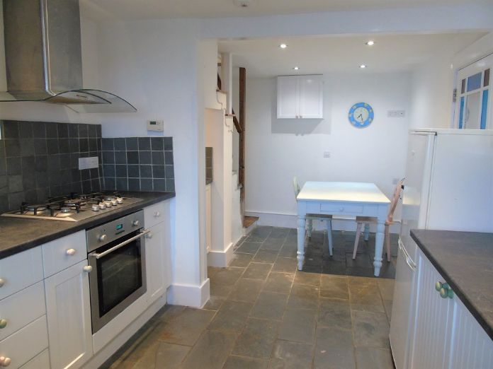 End of Terrace, House, 3 bedroom Property for sale in St Ives, Cornwall for £550,000, view photo 12.