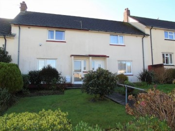 Terraced, House sold in Penzance: Trenoweth Crescent, Alverton, Penzance, Cornwall.  TR18 4RY, £155,000