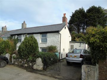 Semi Detached House, House for sale in Redruth: Carn Brea Lane, Pool, Redruth, Cornwall.  TR15 3DS, £150,000