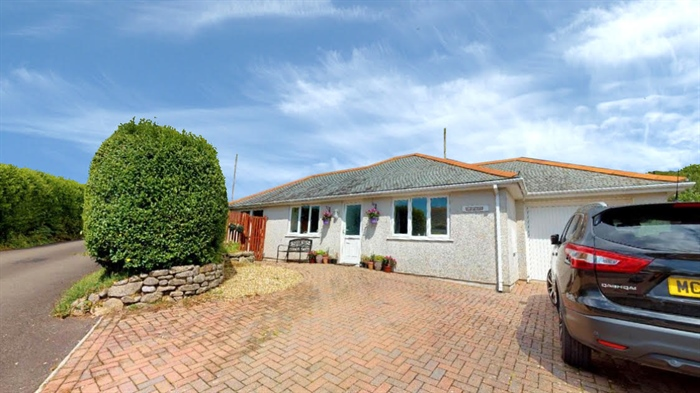 Detached Bungalow, Bungalow, Holiday Home, 3 bedroom Property for sale in Praa Sands, Cornwall for £350,000, view photo 2.