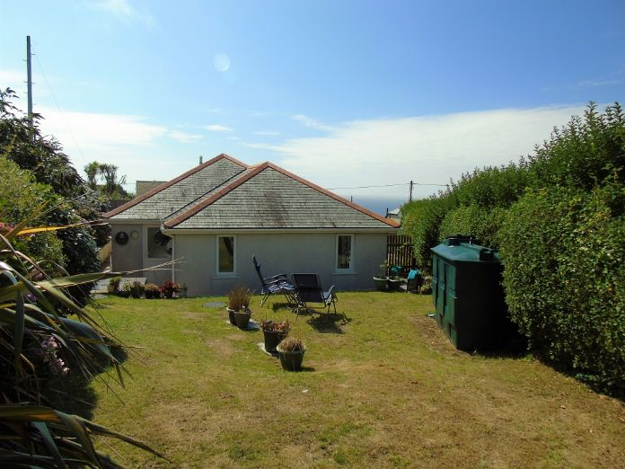 Detached Bungalow, Bungalow, Holiday Home, 3 bedroom Property for sale in Praa Sands, Cornwall for £350,000, view photo 13.
