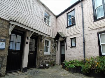 Terraced, House sold in St Ives: Harrys' Court, St Ives, Cornwall.  TR26 1NF, £220,000