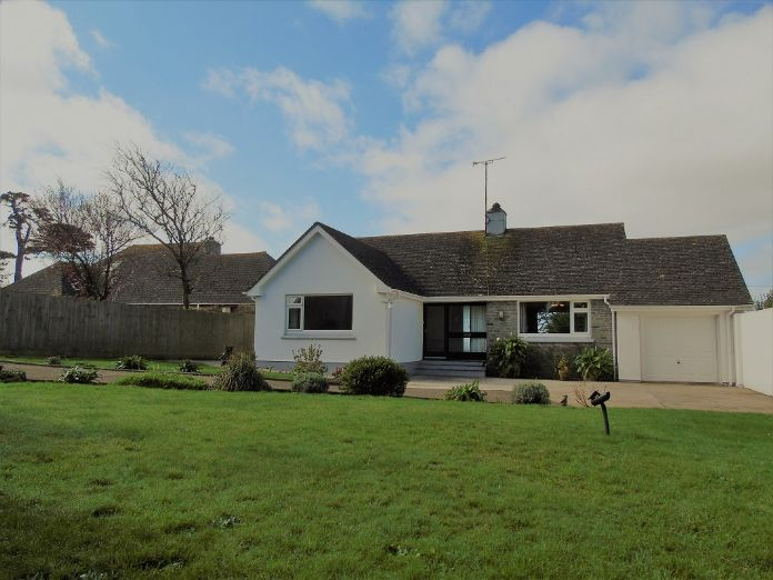 Detached Bungalow, Bungalow, 2 bedroom Property for sale in Helston, Cornwall for £280,000, view photo 1.