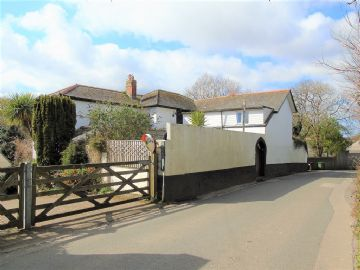 Detached House, With Annexe for sale in Penzance: Polmennor Road, Heamoor, Penzance, Cornwall.  TR18 3JF, £540,000
