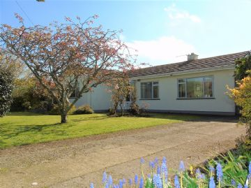 Detached Bungalow for sale in Penzance: St John's Corner, Rosudgeon, Penzance, Cornwall. TR20 9PJ, £325,000