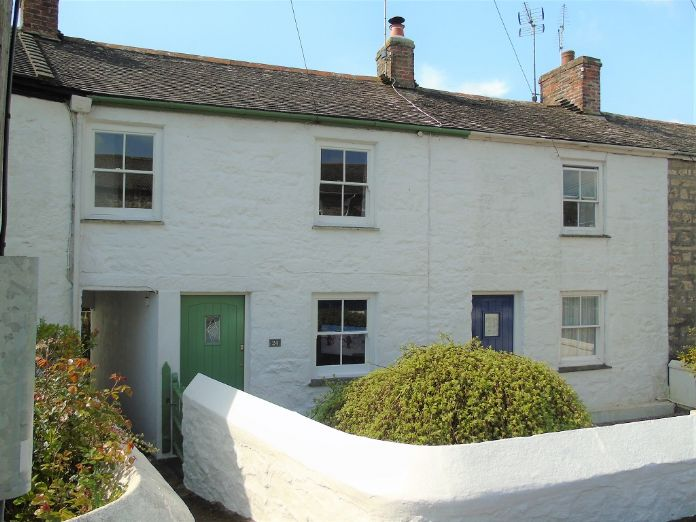 Terraced, House, 3 bedroom Property for sale in St Erth, Cornwall for £220,000, view photo 1.